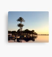 Chill time  Canvas Print