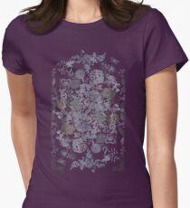 Botanical Flowers - Tattoo on Chaos T-Shirt