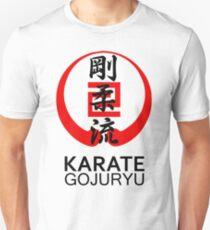 Gojuryu Karate Symbol and Kanji T-Shirt