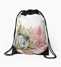 Bloom Drawstring Bag