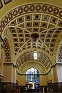 Wellington Railway Station by Werner Padarin