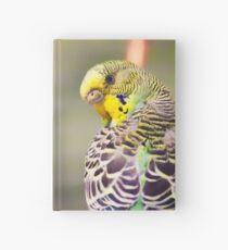 Budgerigar Hardcover Journal