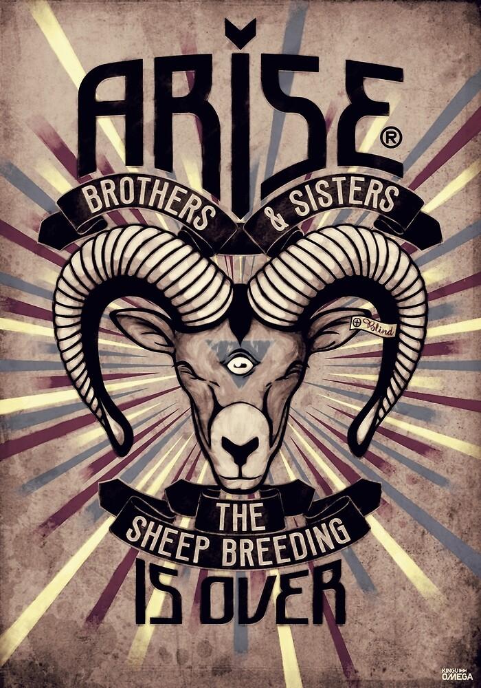 END OF SHEEP BREEDING (VARIANT) by KinguOmega