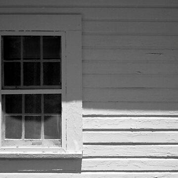 Sun, window, shade by AnalogSoulPhoto