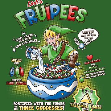 Link's Fruipees by crula