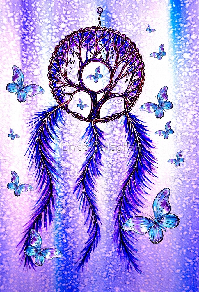 Butterfly Dreams by Linda Callaghan