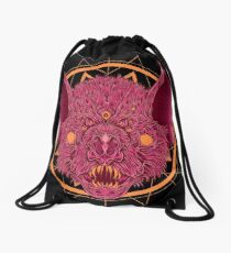 Bat  Drawstring Bag