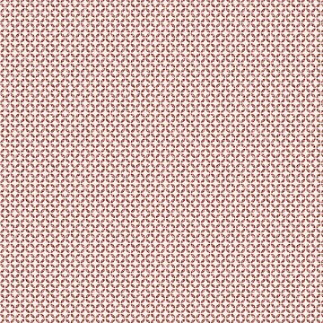 Trendy Rose Gold Geometric Circles Glitter Pattern by jollypockets