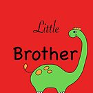 Little brother by MarleyArt123