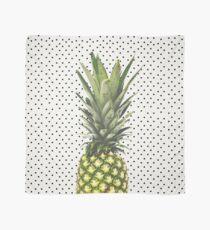 Polka dot Pineapple Scarf