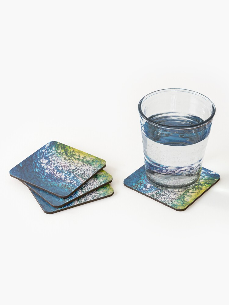 Alternate view of Tender Exclusion Coasters (Set of 4)