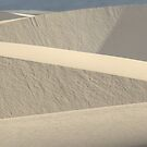 White Sands Panorama by Mitchell Tillison