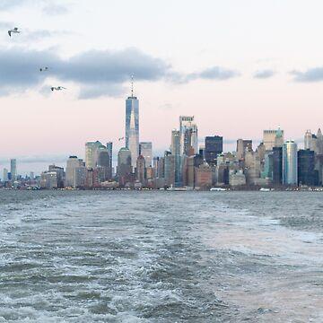 Skyline de Nueva York 2019 de ShootFirstNYC