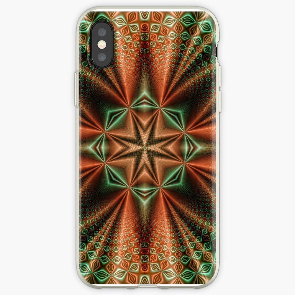 Wormhole Pattern iPhone-Hülle & Cover
