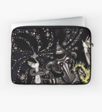 A Deluge of Plague and Stardust Laptop Sleeve