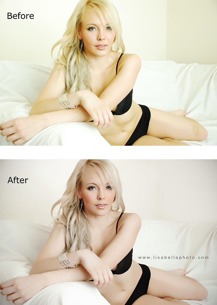 Before and After by lisabella