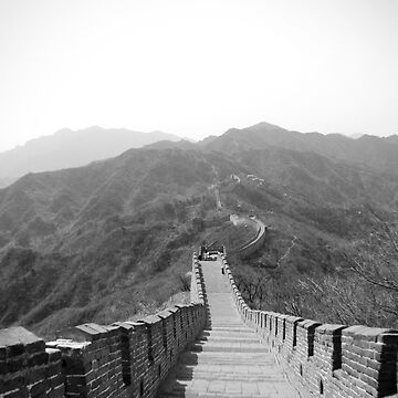 Great Wall by tenfour