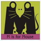 Mouse Animal Alphabet by Zehda
