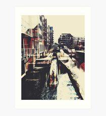 BrumGraphic #66 Art Print