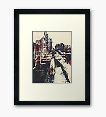 BrumGraphic #66 Framed Print