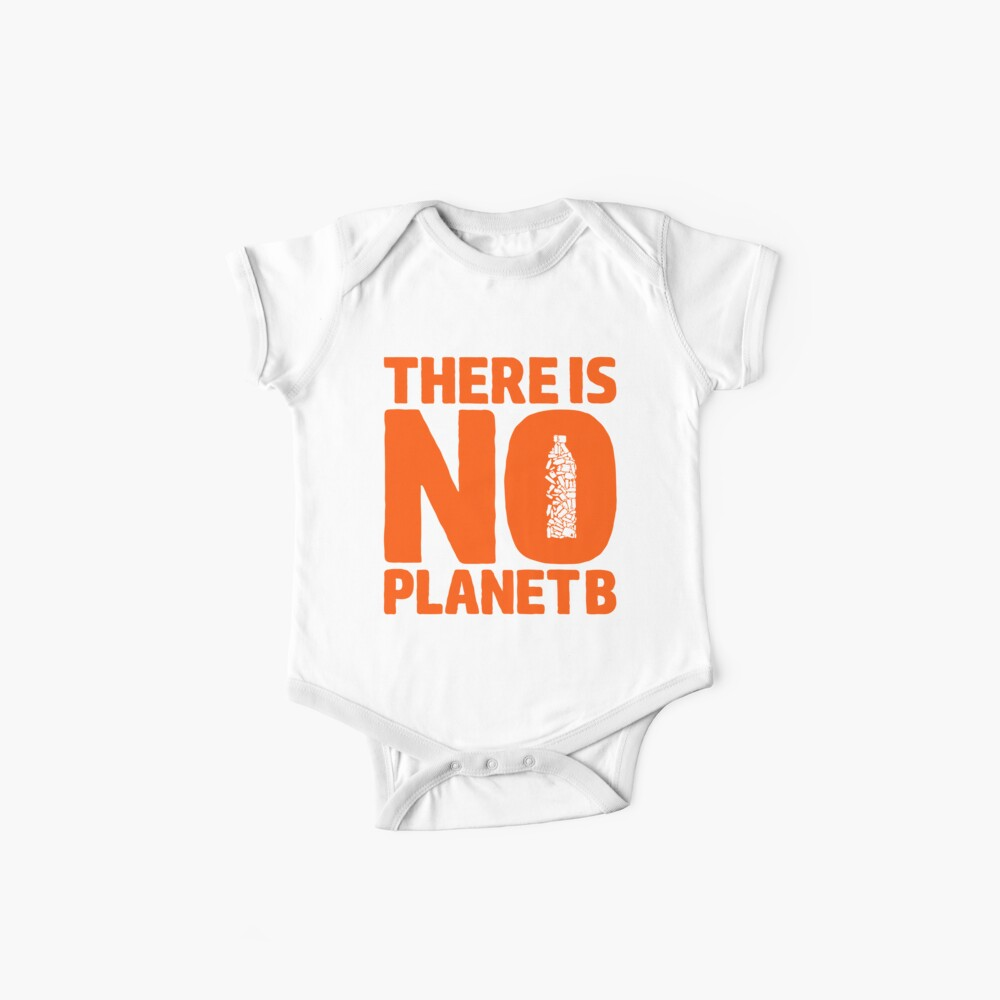 No Planet B Baby One-Piece