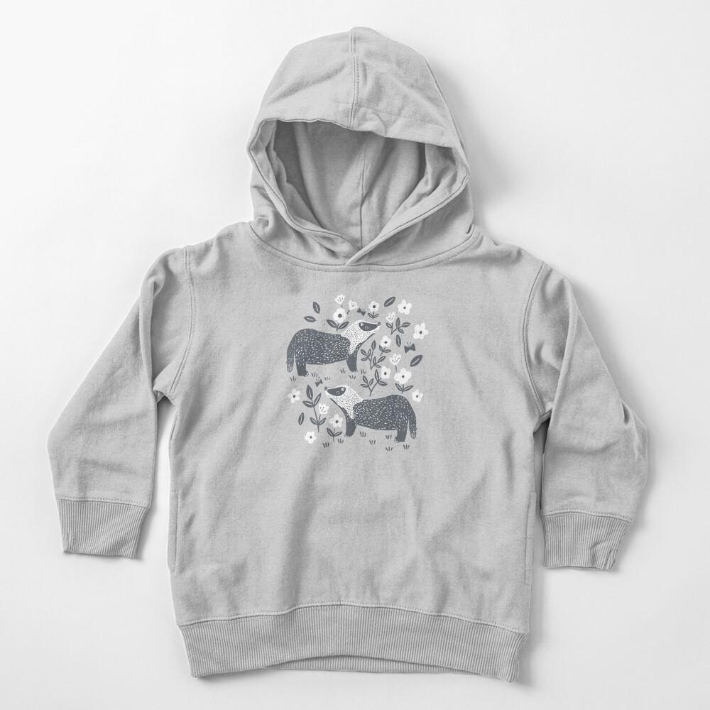 Badgers Toddler Pullover Hoodie