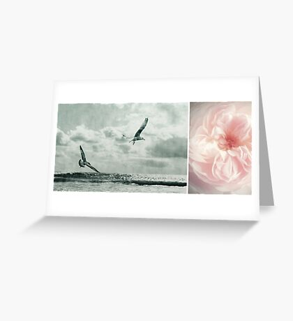 Nature ~ vintage Greeting Card