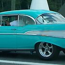 Chevy Belair by schiabor