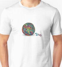 T-Shirt 34/85 (Workplace) by Ryan Stubna Unisex T-Shirt