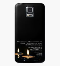 Inner Flame Case/Skin for Samsung Galaxy