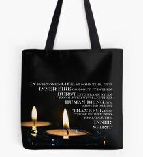 Inner Flame Tote Bag
