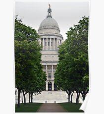 Providence StateHouse Poster