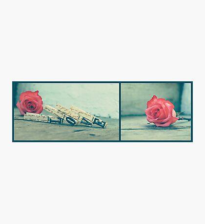 LOVE~ Photographic Print