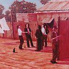 Playing Cockatoo by Cary McAulay