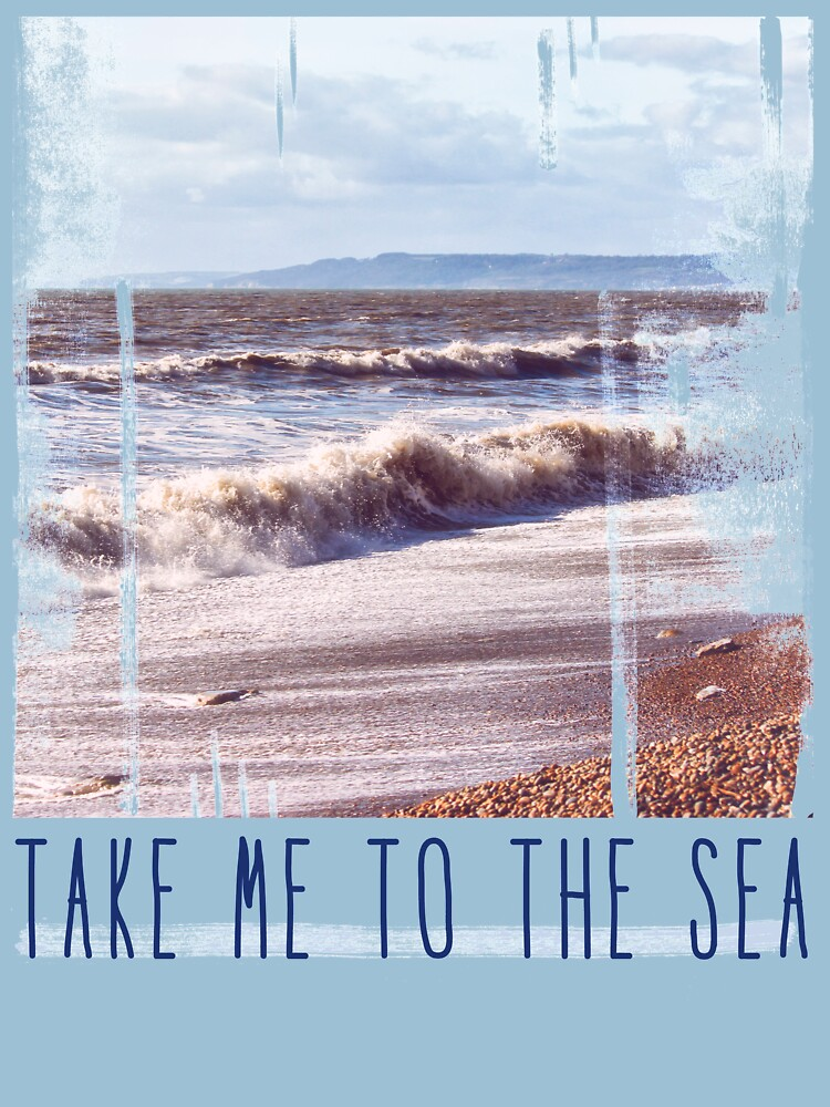 Take Me to the Sea by InspiraImage