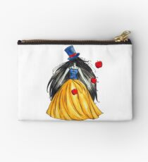 Who is the mad hatter ? Snow White | Blanche Neige  Studio Pouch