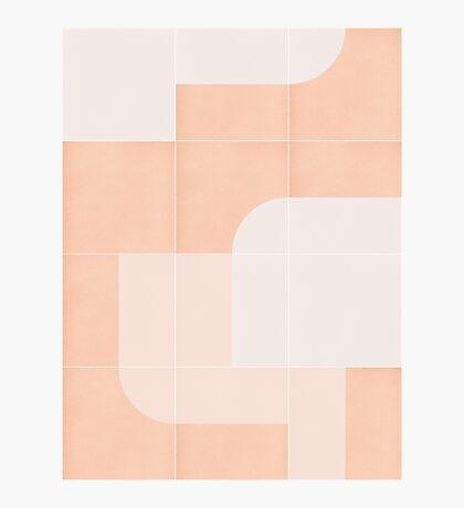 Retro Tiles 04 #redbubble #pattern Photographic Print