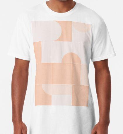 Retro Tiles 06 #redbubble #pattern Long T-Shirt