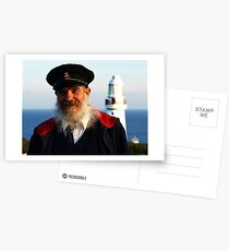 Otway Lighthouse Guide, Pat Howell Postcards