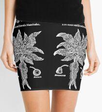 Minifalda Falda Mandrake Alquimia De Crecimiento Antiguo