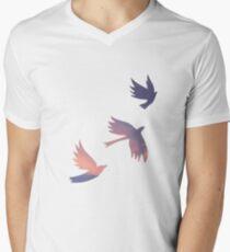flight Mens V-Neck T-Shirt