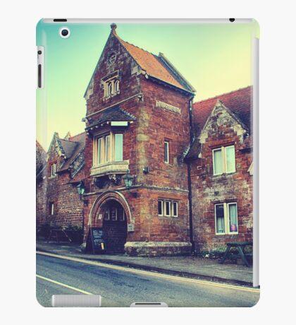 Oldest Pub in England iPad Case/Skin