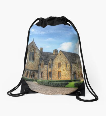 The Old School Drawstring Bag