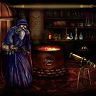 Alchemy power by Anthropolog