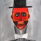 The Hibbity Gibbity Man by BenPotter
