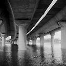 Westgate Bridge  by Andrew  Makowiecki