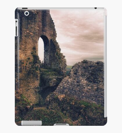 Defeated by Time iPad Case/Skin