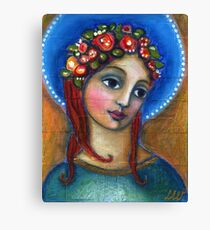Angel of Compassion Canvas Print