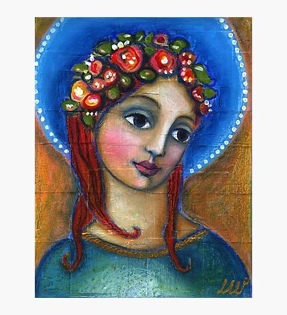 Angel of Compassion Photographic Print