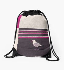 Seagull Drawstring Bag